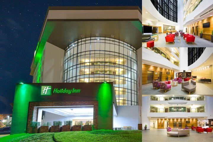 Holiday Inn San Salvador photo collage