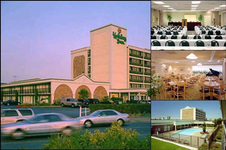 Clarion Hotel Oakland Airport photo collage