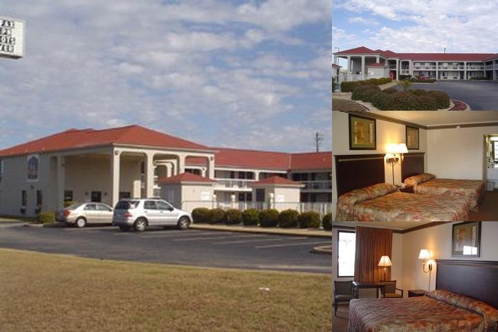 Abbeville Inn photo collage