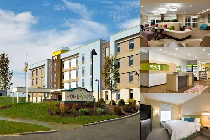 Home2 Suites by Hilton Cincinnati Liberty Center photo collage