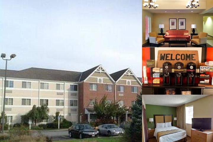 Extended Stay America Route 9 photo collage