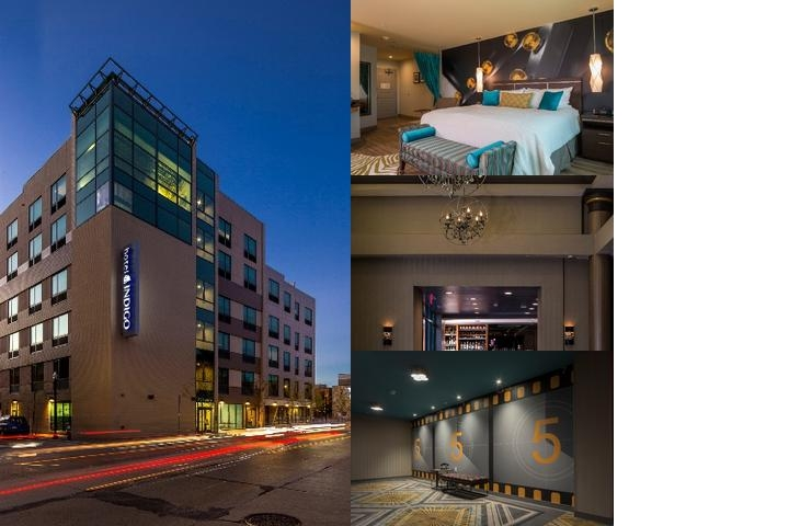 Hotel Indigo Pittsburgh East Liberty photo collage
