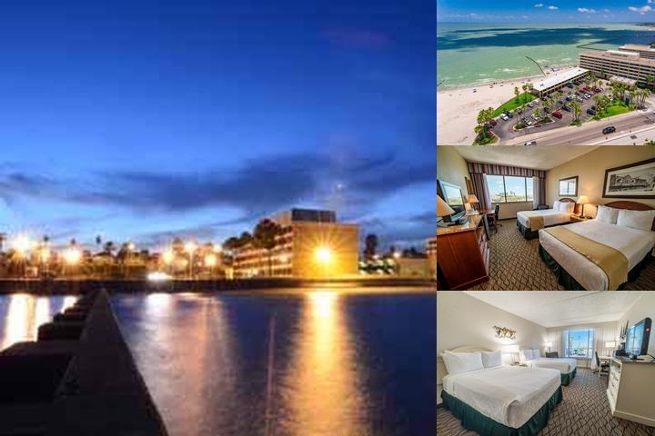 Emerald Beach Hotel photo collage