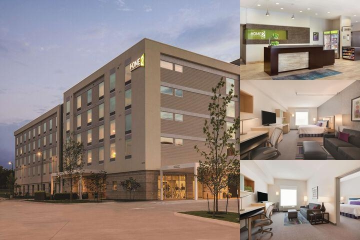 Home2 Suites by Hilton Austin North / Near Domain photo collage