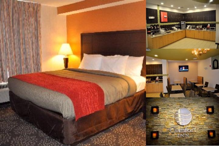 Comfort Inn Pittsburgh photo collage
