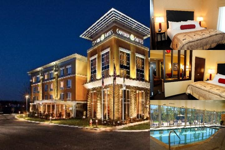 Cambria Hotel & Suites photo collage