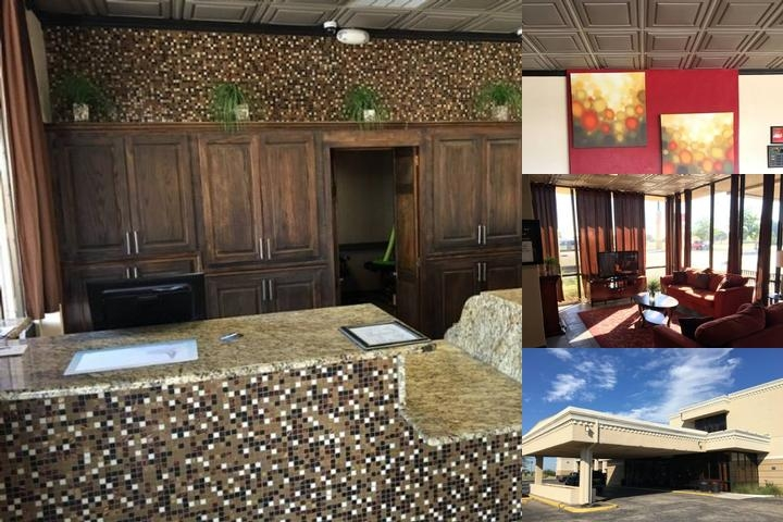 Ramada Odessa photo collage