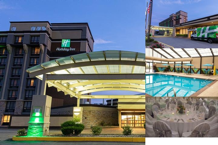 Holiday Inn St. Louis Arpt West Earth City photo collage
