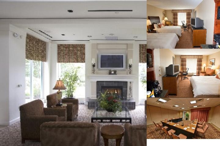 Hilton Garden Inn Chicago / Oak Brook photo collage