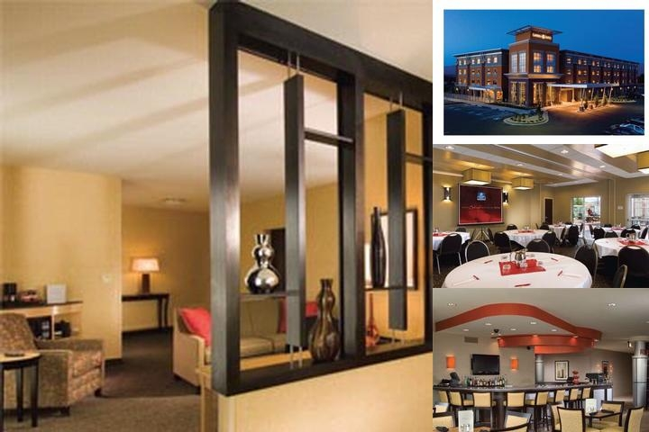 Cambria Suites Maple Grove Photo Collage