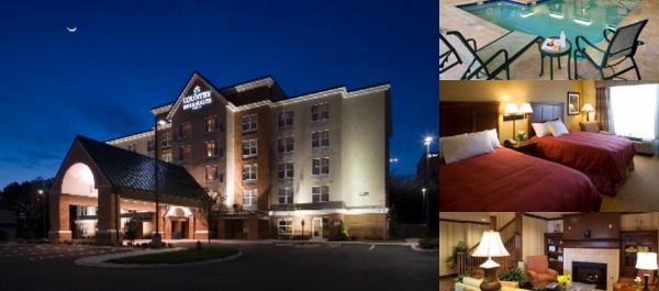 Country Inns & Suites Cedar Bluff photo collage