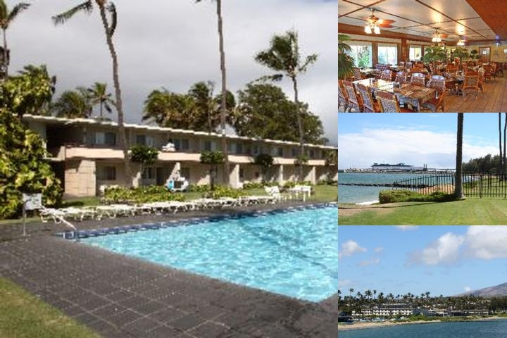Maui Seaside Hotel photo collage