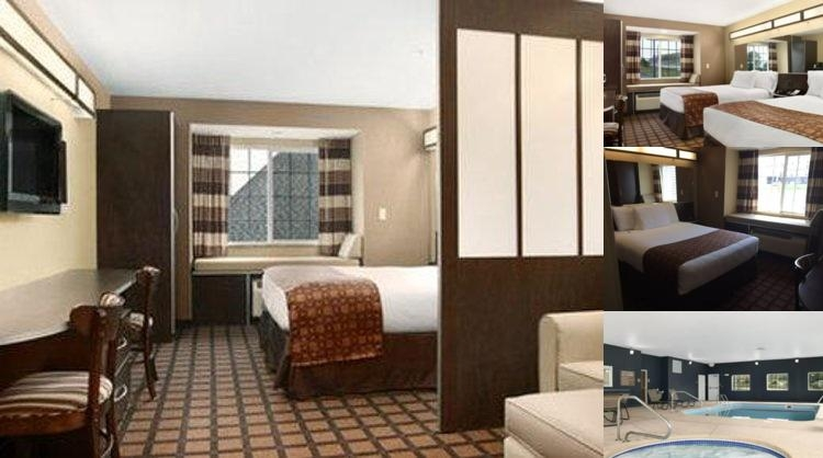 Microtel Inn & Suites by Wyndham Mansfield photo collage