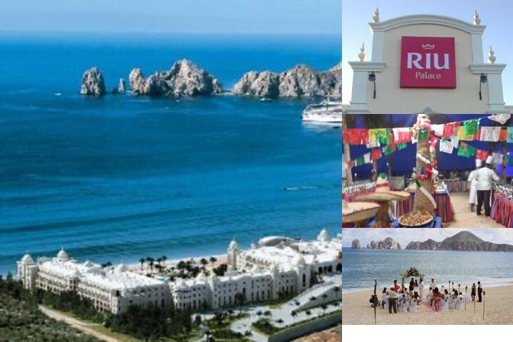Riu Palace Cabo San Lucas photo collage