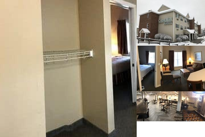 Cresthill Suites photo collage