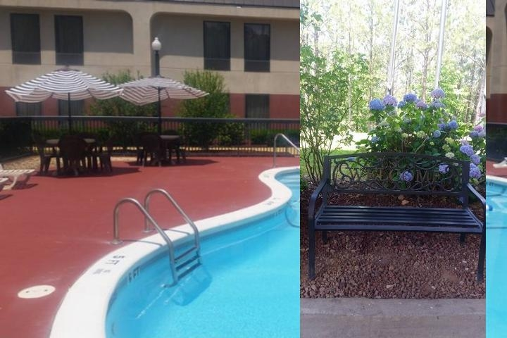 Baymont Inn & Suites East Rome photo collage