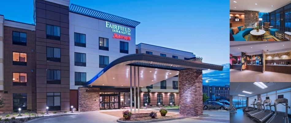 Fairfield Inn & Suites La Crosse Downtown photo collage