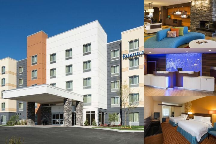 Fairfield Inn & Suites Hershey Chocolate Avenue photo collage