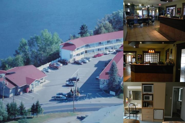 Hill Top Motel & Restaurant photo collage