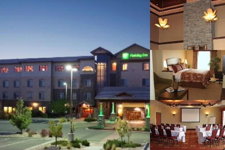 Holiday Inn Denver Parker photo collage