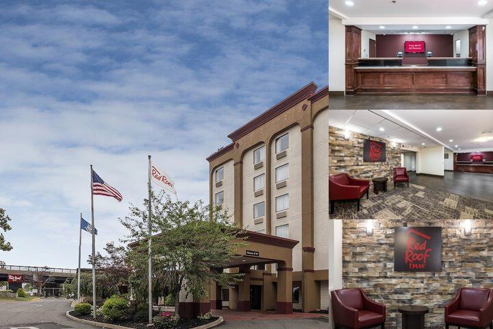 Red Roof Inn Hartford New Britain photo collage
