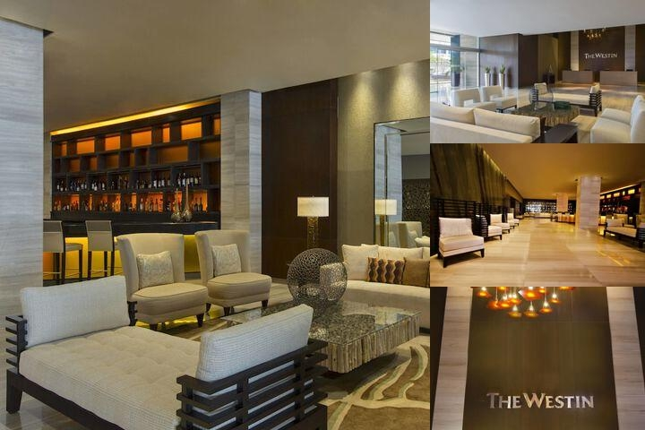 The Westin Panama photo collage