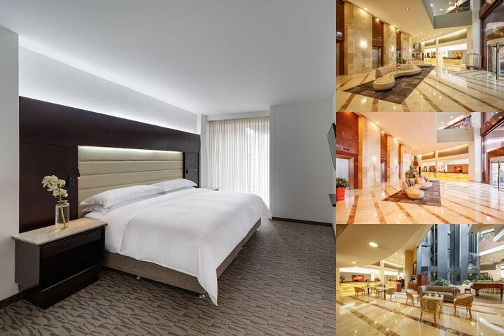 Sheraton Bogota Hotel photo collage