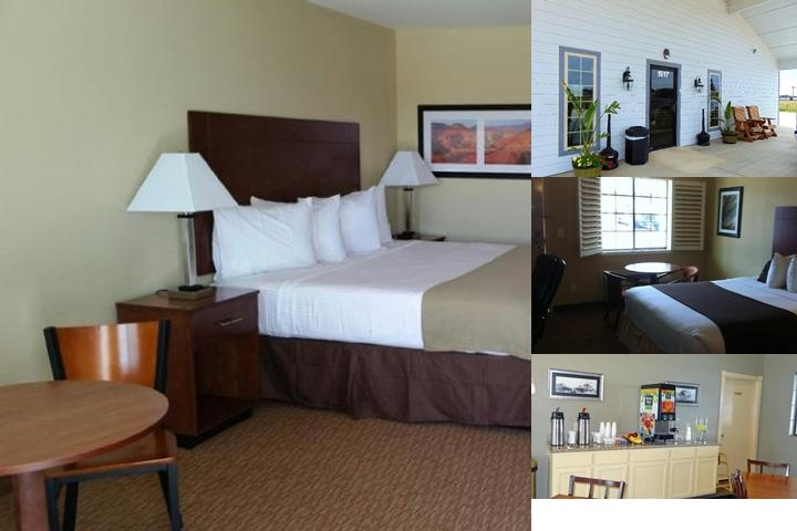 Southern Inn & Suites Lamesa photo collage