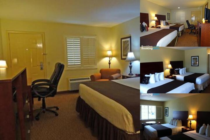 Southern Inn & Suites Kenedy photo collage