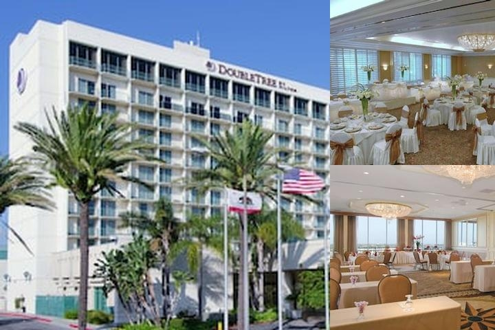 Doubletree by Hilton Torrance South Bay photo collage