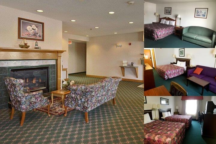 Rodeway Inn Urbana photo collage