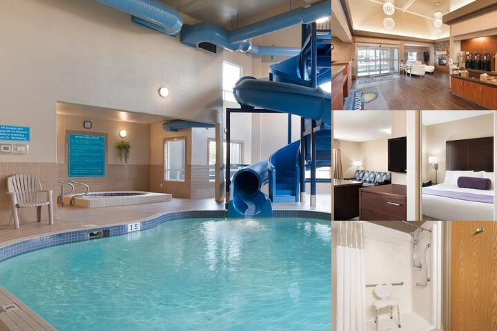 Days Inn Medicine Hat photo collage