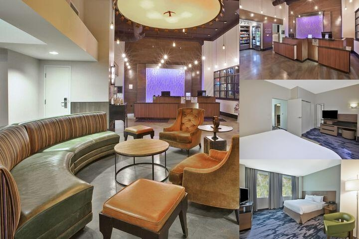 Fairfield Inn & Suites by Marriott Milwaukee Downt photo collage