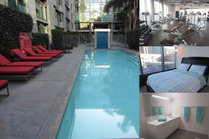1 Bedroom Suite Nxt To Staples Center photo collage