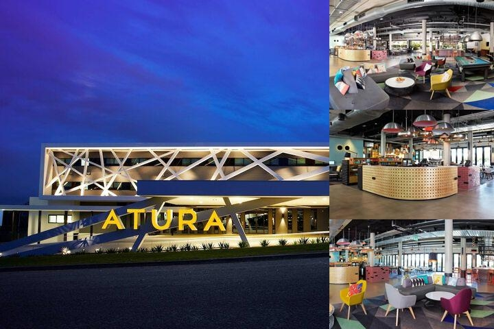 Atura Blacktown photo collage
