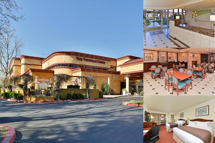 Holiday Inn Rancho Cordova photo collage