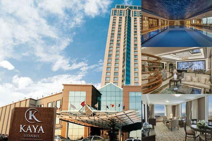 Ramada Kaya Plaza Istanbul Hotel photo collage