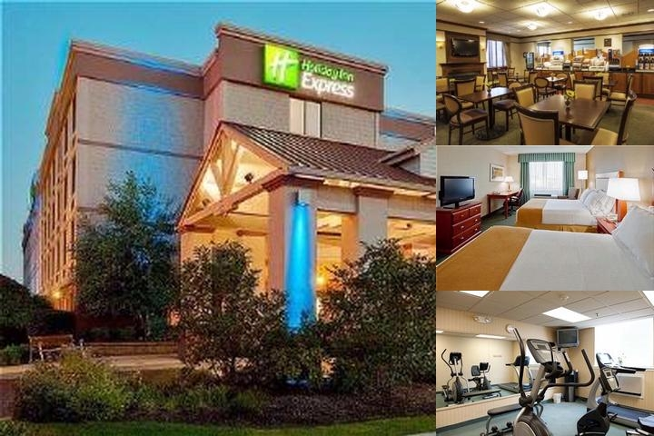Holiday Inn Express Exton Lionville photo collage