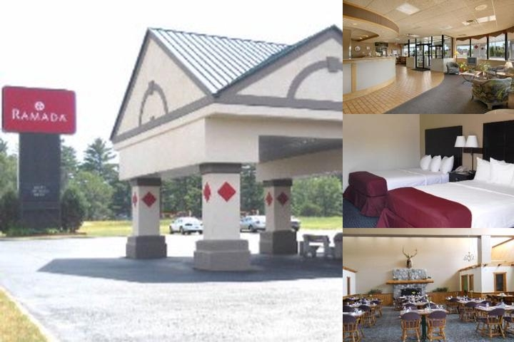 Ramada Inn Grayling Mi photo collage