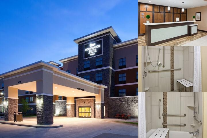 Homewood Suites Davenport photo collage