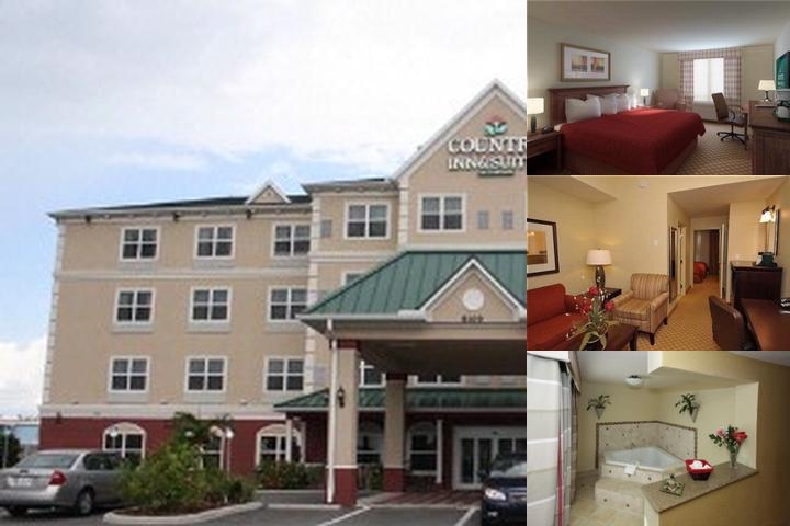 Country Inn & Suites Tampa Airport North photo collage
