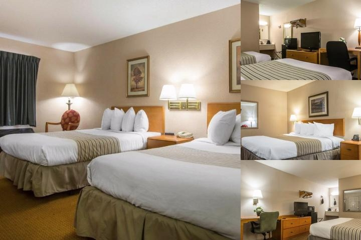 Econo Lodge Inn & Suites Ft. Benning photo collage
