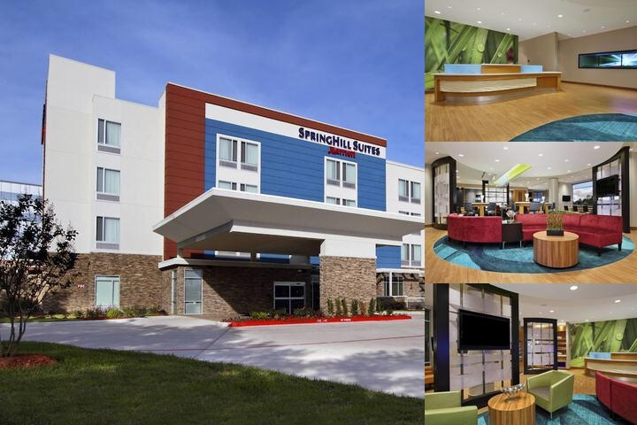 Springhill Suites I 10 Energy Corridor photo collage