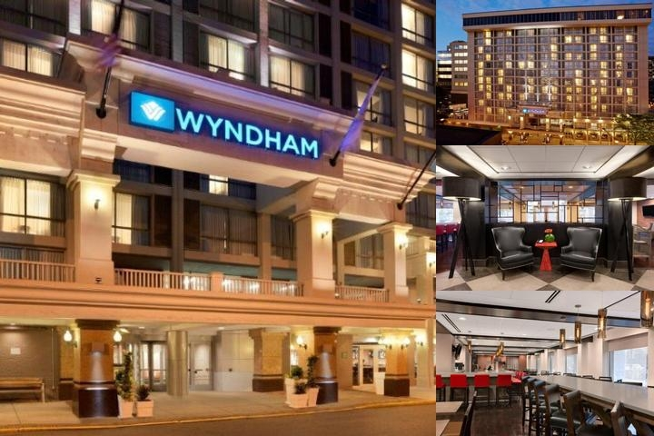 Wyndham Boston Beacon Hill photo collage