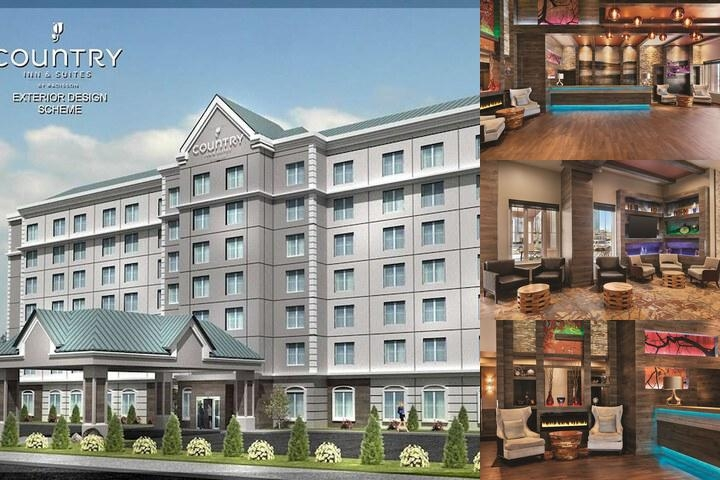 Country Inn & Suites by Carlson Newark Airport N photo collage