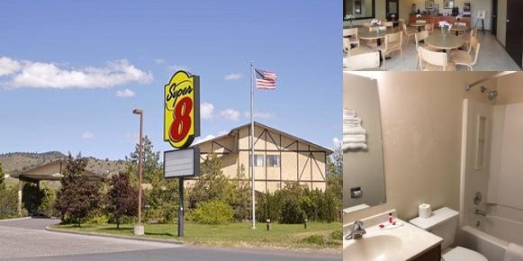 Super 8 Klamath Falls Or photo collage