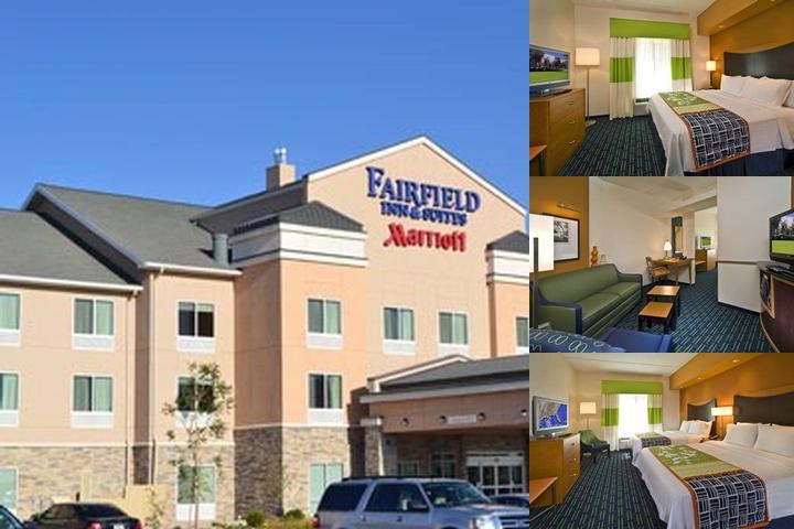 Fairfield Inn & Suites Marriott photo collage