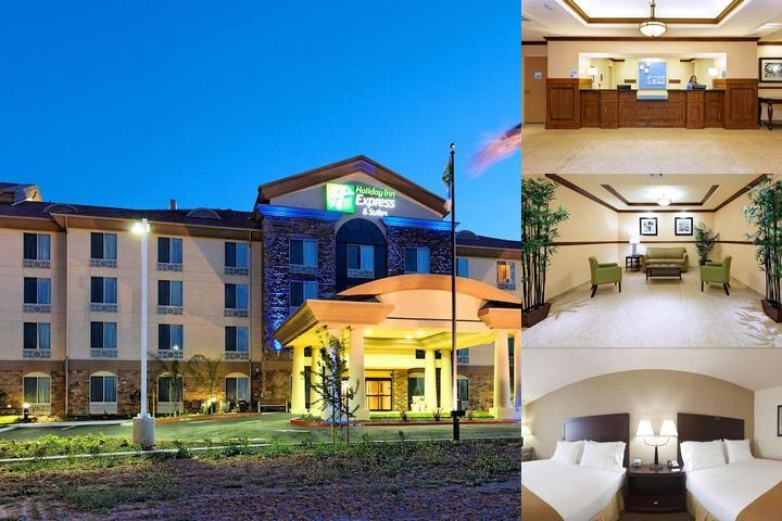 Holiday Inn Express Hotel & Suites Fresno Northwes photo collage