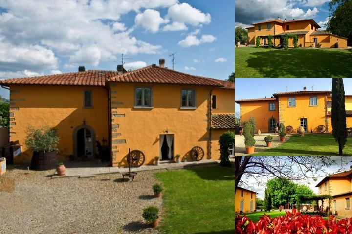 La Scuderia B & B photo collage