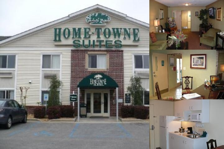 Home Towne Suites Decatur photo collage